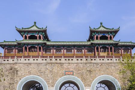 amp tower: Nanjing Xuanwu