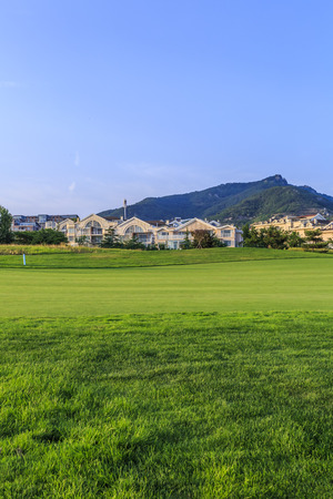 highend: Luxury villas at the golf course