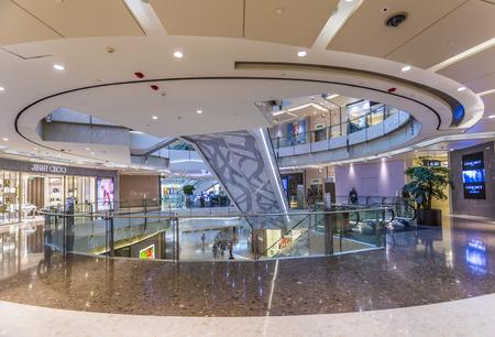 rendering: Mall Interior Editorial