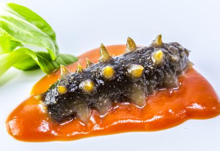 elongation: Sea cucumber