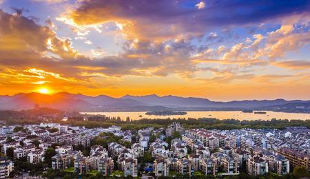 width: China Hangzhou City