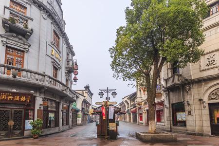 song dynasty: Hangzhou Hefang Street