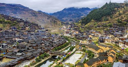 miao: China Guizhou Miao village