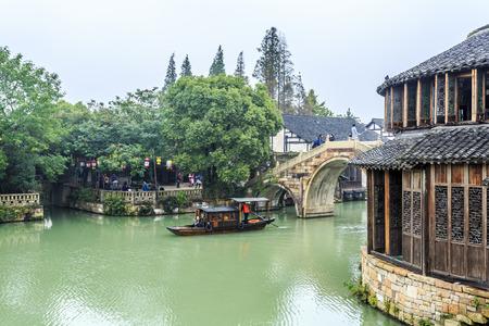 zhouzhuang: Ancient town of Jiangnan
