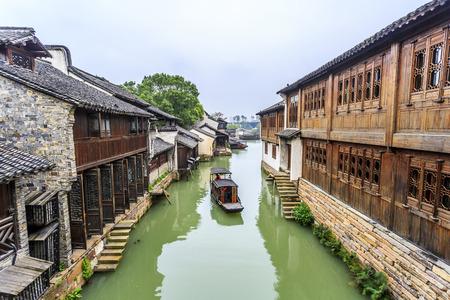 Ancient town of Jiangnan