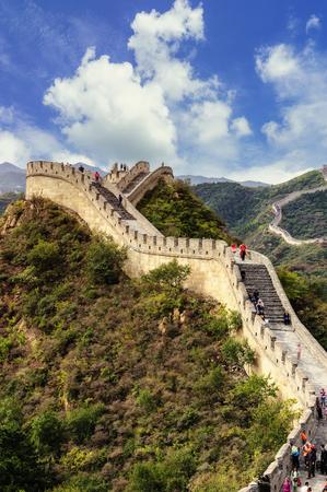 simatai: Great Wall of China Editorial