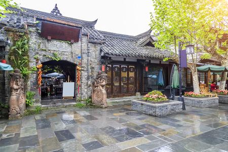 chengdu: Chengdu ancient town