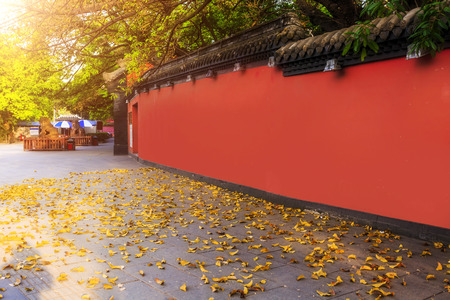 chengdu: Temple in Chengdu