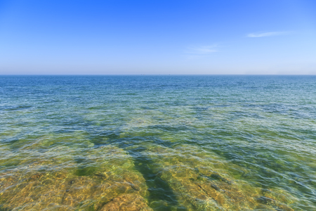 seaview: Qingdao seaview Stock Photo