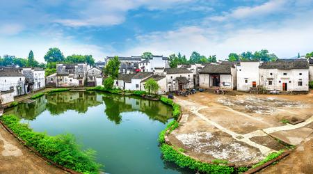 Zhuge Bagua Village Scenic Area Redakční
