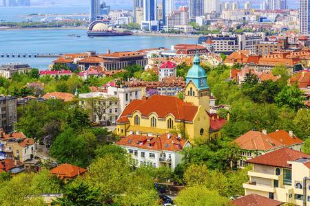 scenic spots: Qingdao scenery