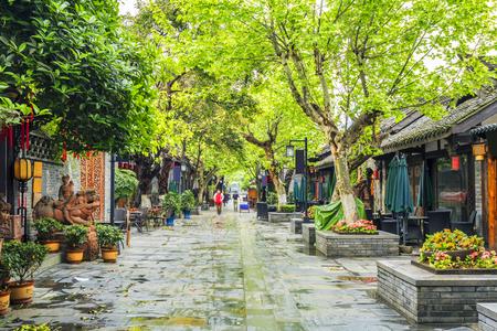 Chengdu Standard-Bild - 63048815