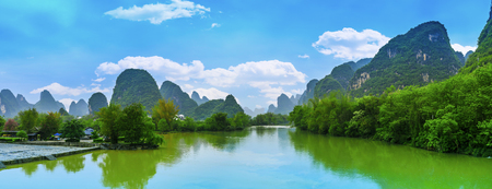 Landscape scenery
