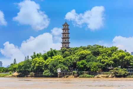 Wenzhou Landschaft Standard-Bild - 63388673