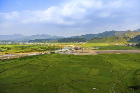 pastoral: Pastoral field