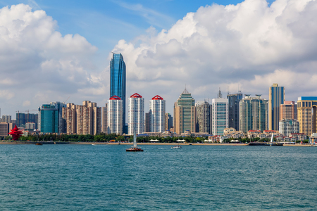 Qingdao City Scenery