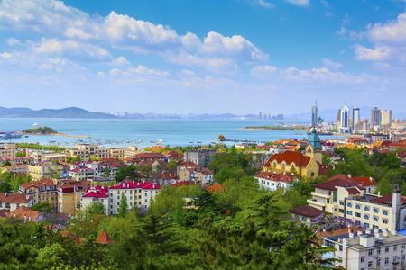 Qingdao old city