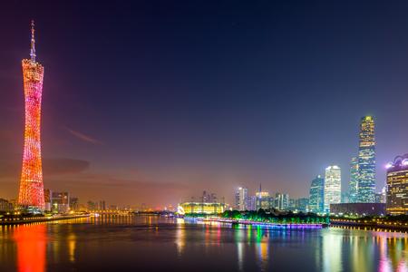 Guangzhou night view