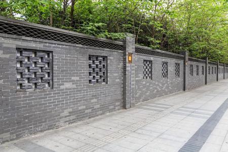 muralla china: Chinese wall