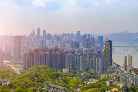 Chongqing scenery Stock Photo