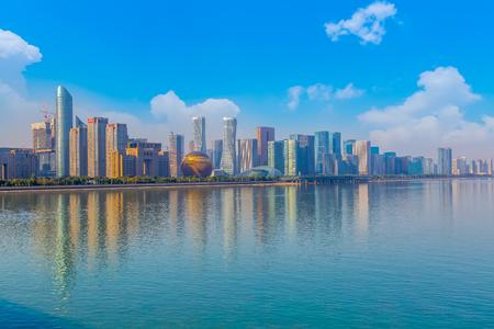 futuristic: Hangzhou CBD