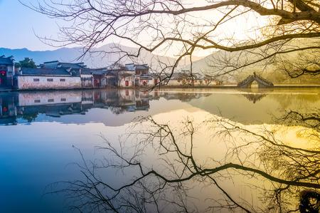 Ancient town of Hongcun