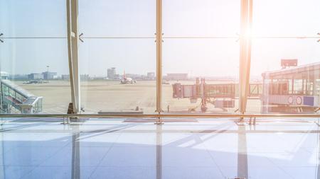 Airport Terminal Building Stock Photo - 86667610