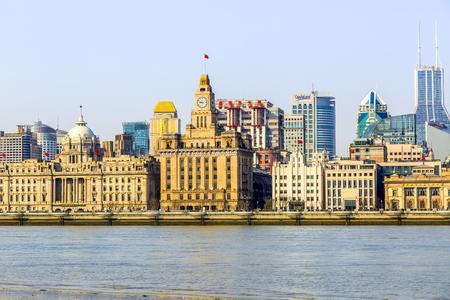 Shanghai Bund Editöryel