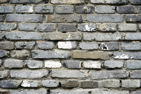 grungy: Brick wall close up texture Stock Photo