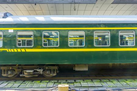 오래된 기차