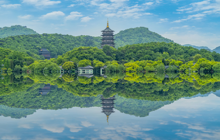 Hangzhou West Lake scenery