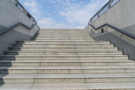 Outdoor Granite Staircases Stock Photo   97854418