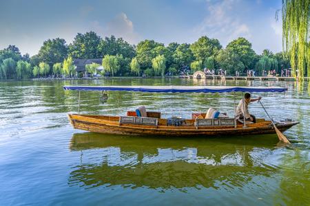 Hangzhou West Lake Cruise