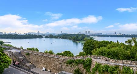 Nanjing Xuanwu Lake Stock fotó