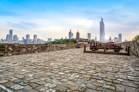 Nanjing ancient city wall