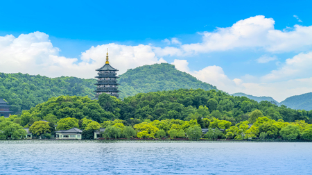 Hangzhou West Lake Leifeng Pagoda