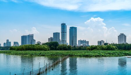 Nanjing Modern Architecture scenery