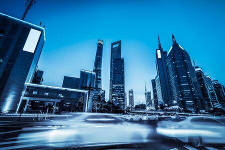 Shanghai Modern Architecture scenery
