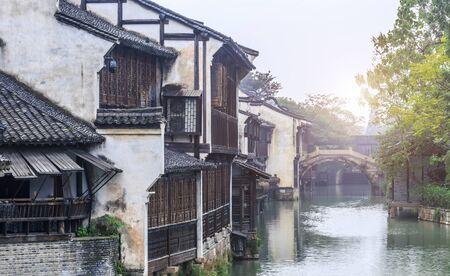 Wuzhen, the ancient town of Shuixiang