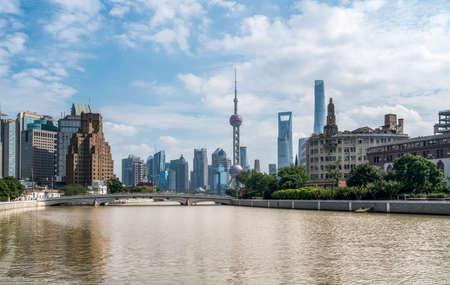 Shanghai landscape