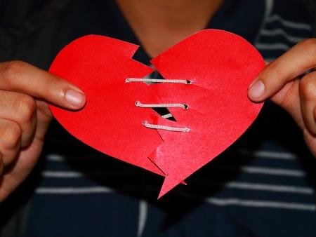 hatred: A man with a broken heart
