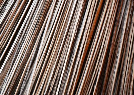besom: background broom shaft