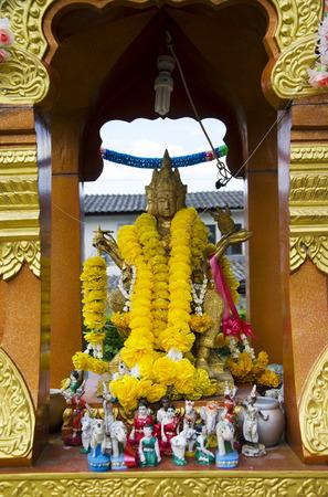 doctrine: graven image hindu in thailand