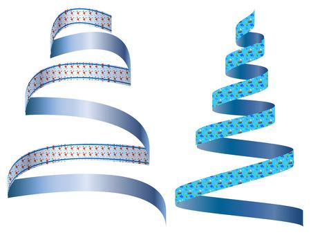 wean: cute pattern ribbon