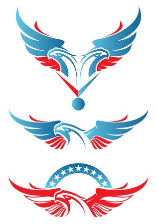 former: Eagle sport logotype