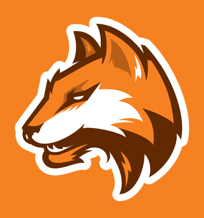Wild fox sport logotype