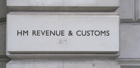 hm: HM Revenue and Customs LONDON, ENGLAND - FEBRUARY 22, 2016