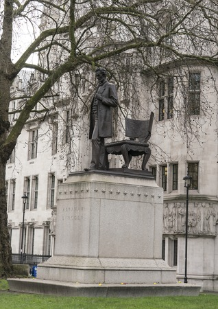 parliament square: Abraham Lincoln statue at parliament Square London