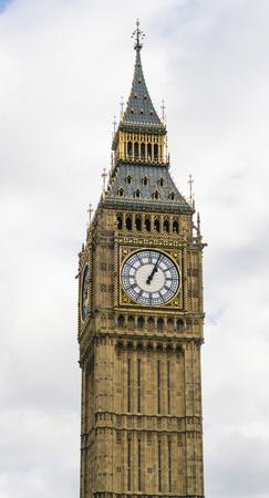 queen elizabeth: Queen Elizabeth Tower Big Ben London at Houses of Parliament