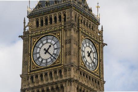 houses of parliament: Queen Elizabeth Tower Big Ben London at Houses of Parliament